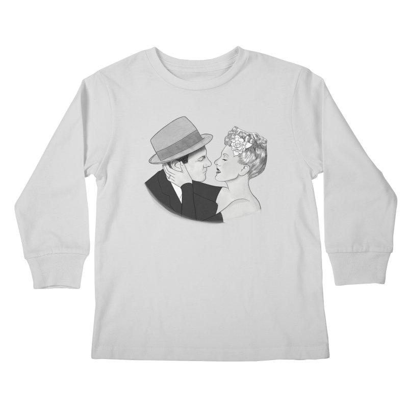 The More The Merrier Kids Longsleeve T-Shirt by Kate Gabrielle's Threadless Shop