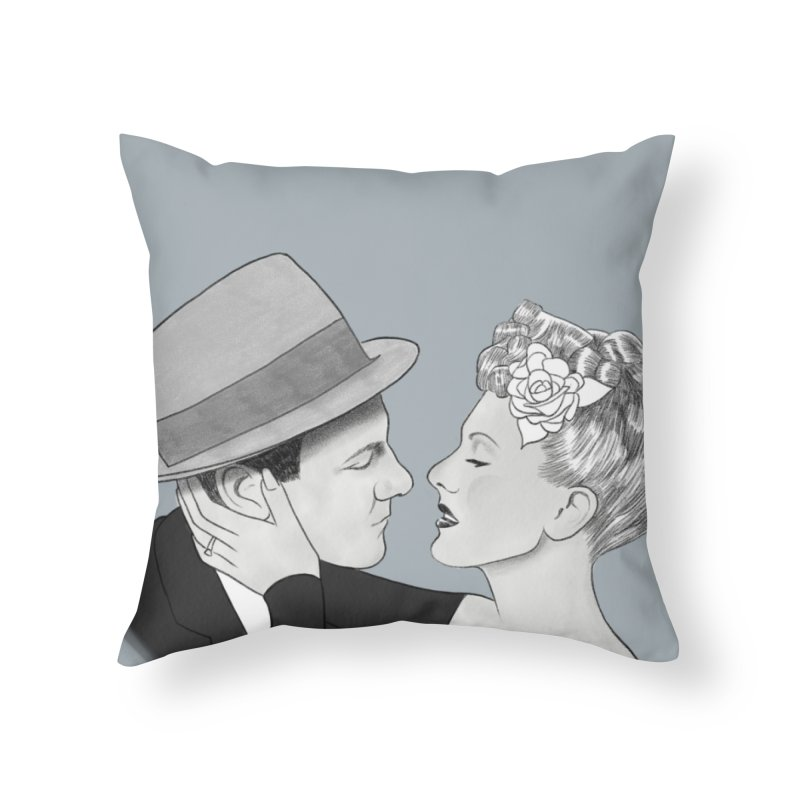 The More The Merrier Home Throw Pillow by Kate Gabrielle's Threadless Shop