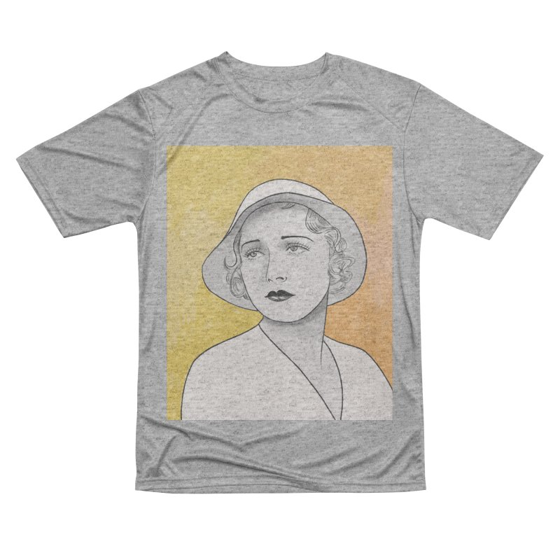 Leila Hyams Women's Performance Unisex T-Shirt by Kate Gabrielle's Threadless Shop