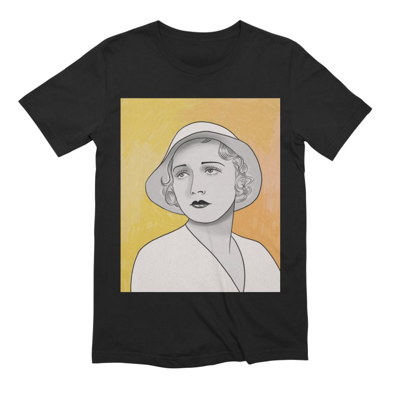 Leila Hyams Men's Extra Soft T-Shirt by Kate Gabrielle's Threadless Shop