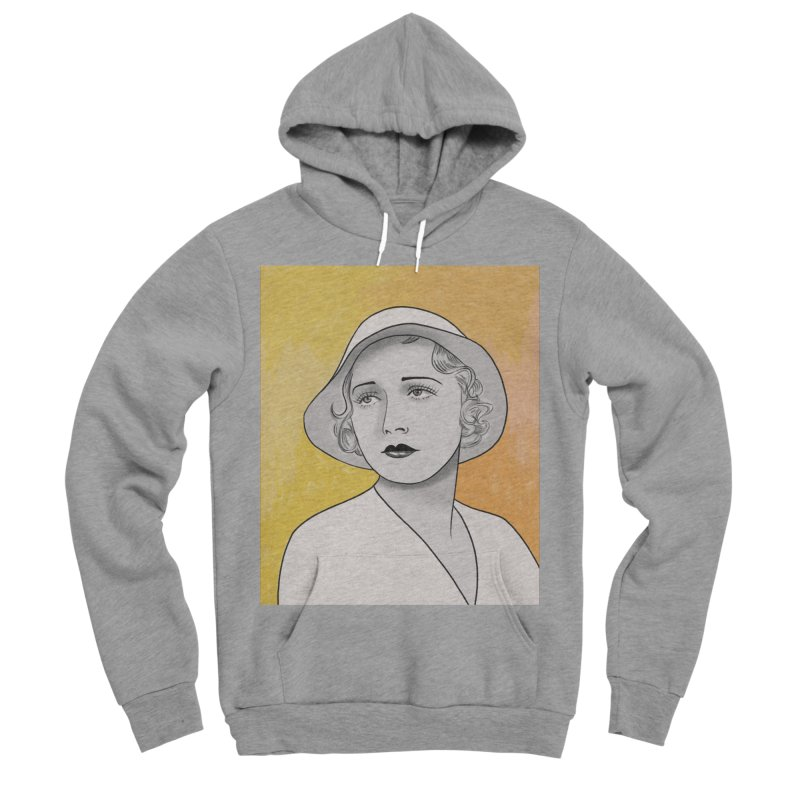 Leila Hyams Women's Sponge Fleece Pullover Hoody by Kate Gabrielle's Threadless Shop