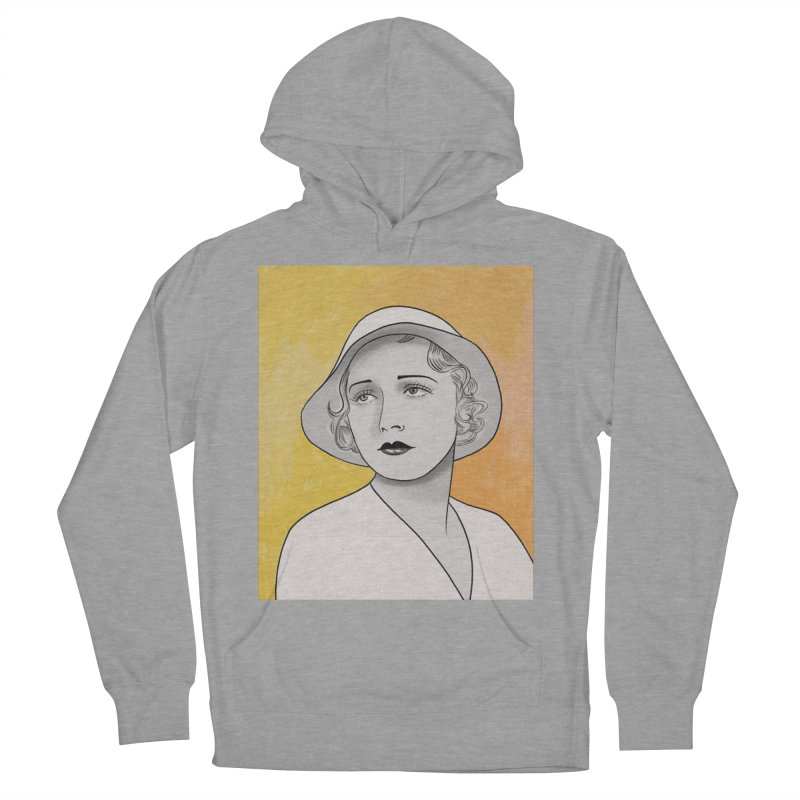 Leila Hyams Men's French Terry Pullover Hoody by Kate Gabrielle's Threadless Shop