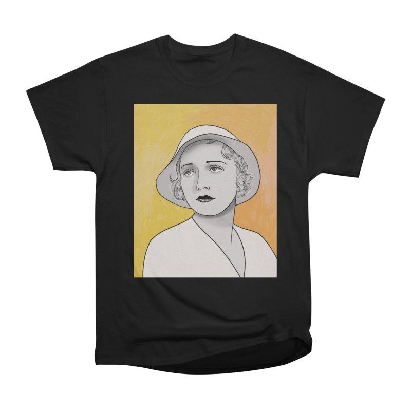 Leila Hyams Men's Heavyweight T-Shirt by Kate Gabrielle's Threadless Shop
