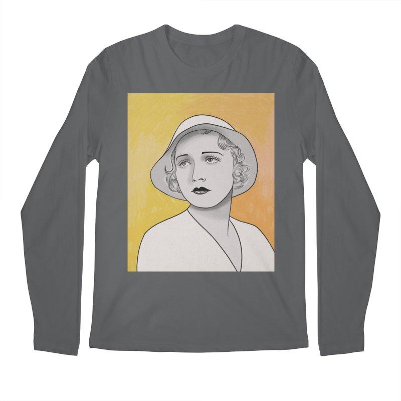 Leila Hyams Men's Regular Longsleeve T-Shirt by Kate Gabrielle's Threadless Shop