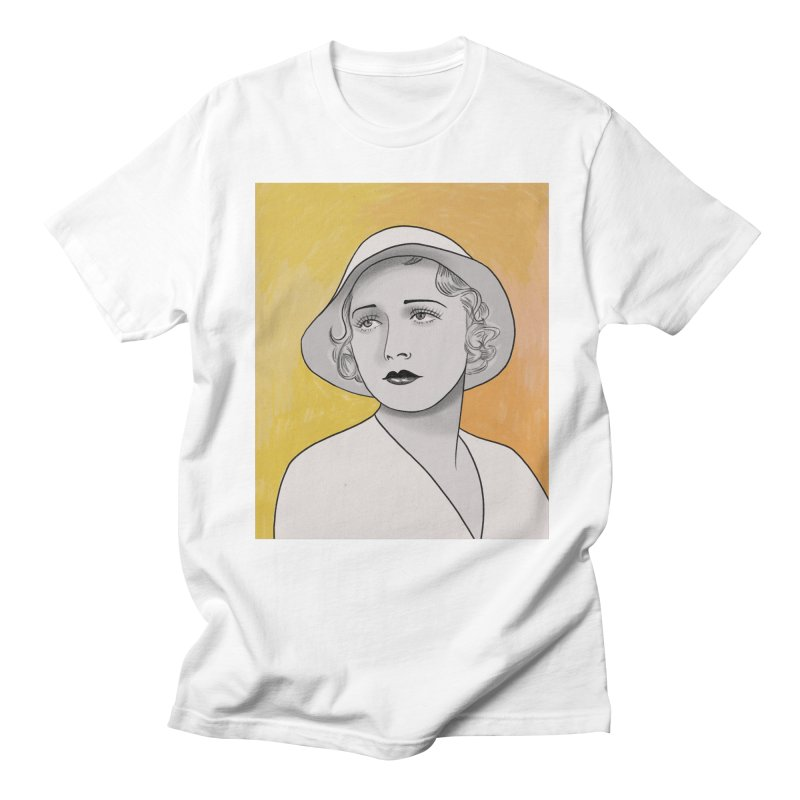 Leila Hyams Men's Regular T-Shirt by Kate Gabrielle's Threadless Shop