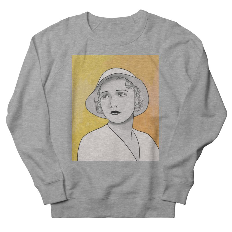 Leila Hyams Men's French Terry Sweatshirt by Kate Gabrielle's Threadless Shop
