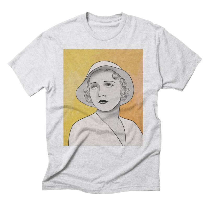 Leila Hyams Men's Triblend T-Shirt by Kate Gabrielle's Threadless Shop