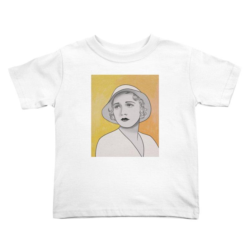 Leila Hyams Kids Toddler T-Shirt by Kate Gabrielle's Threadless Shop
