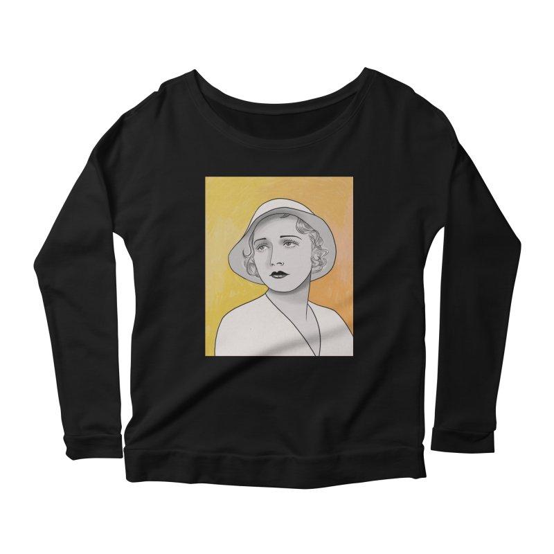 Leila Hyams Women's Scoop Neck Longsleeve T-Shirt by Kate Gabrielle's Threadless Shop