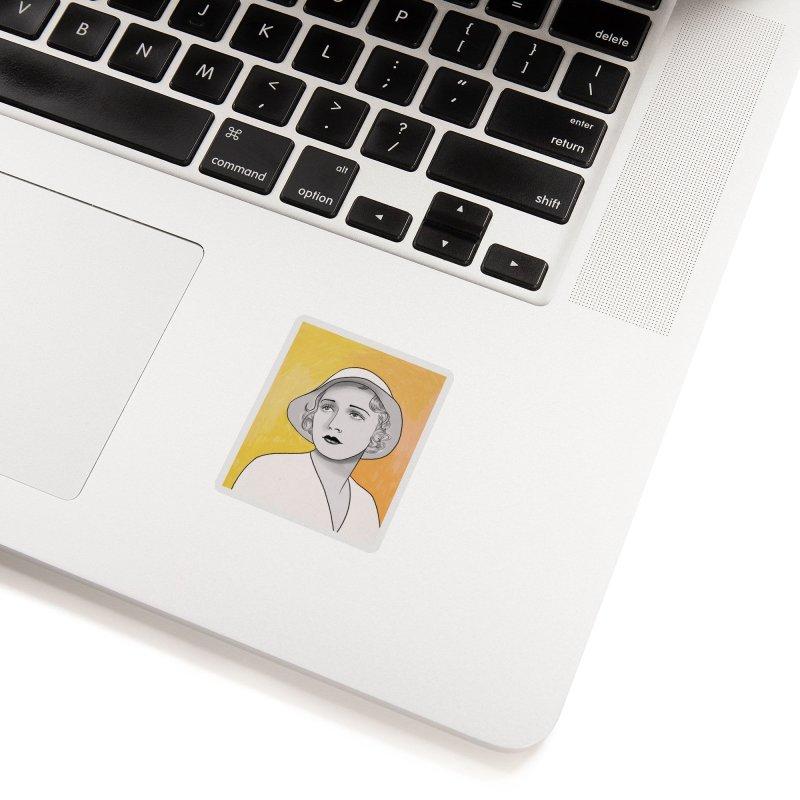 Leila Hyams Accessories Sticker by Kate Gabrielle's Threadless Shop