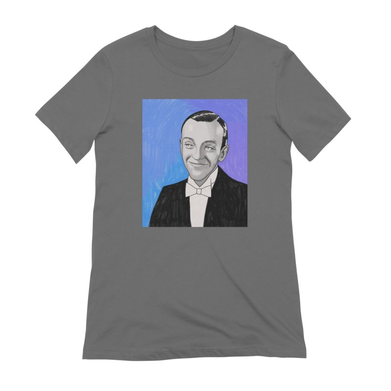 Fred Astaire Women's T-Shirt by Kate Gabrielle's Threadless Shop
