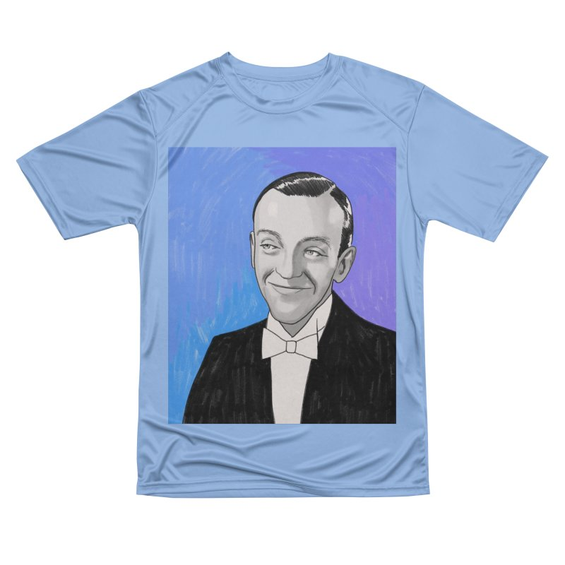 Fred Astaire Women's Performance Unisex T-Shirt by Kate Gabrielle's Threadless Shop