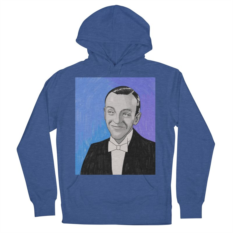 Fred Astaire Men's French Terry Pullover Hoody by Kate Gabrielle's Threadless Shop