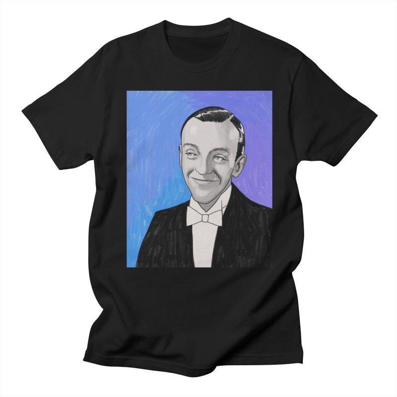 Fred Astaire Women's Regular Unisex T-Shirt by Kate Gabrielle's Threadless Shop