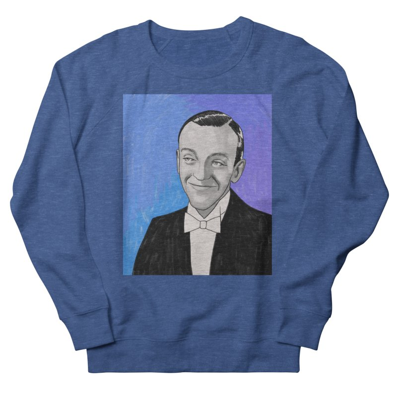Fred Astaire Women's French Terry Sweatshirt by Kate Gabrielle's Threadless Shop