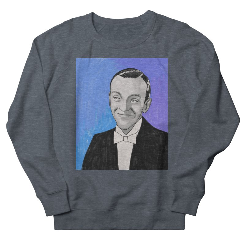 Fred Astaire Men's French Terry Sweatshirt by Kate Gabrielle's Threadless Shop