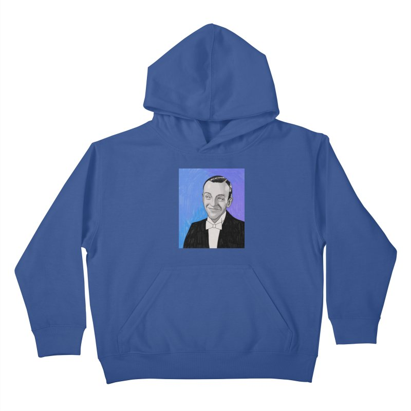 Fred Astaire Kids Pullover Hoody by Kate Gabrielle's Threadless Shop