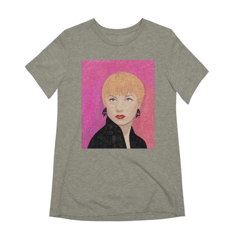 Shirley MacLaine Women's Extra Soft T-Shirt by Kate Gabrielle's Threadless Shop