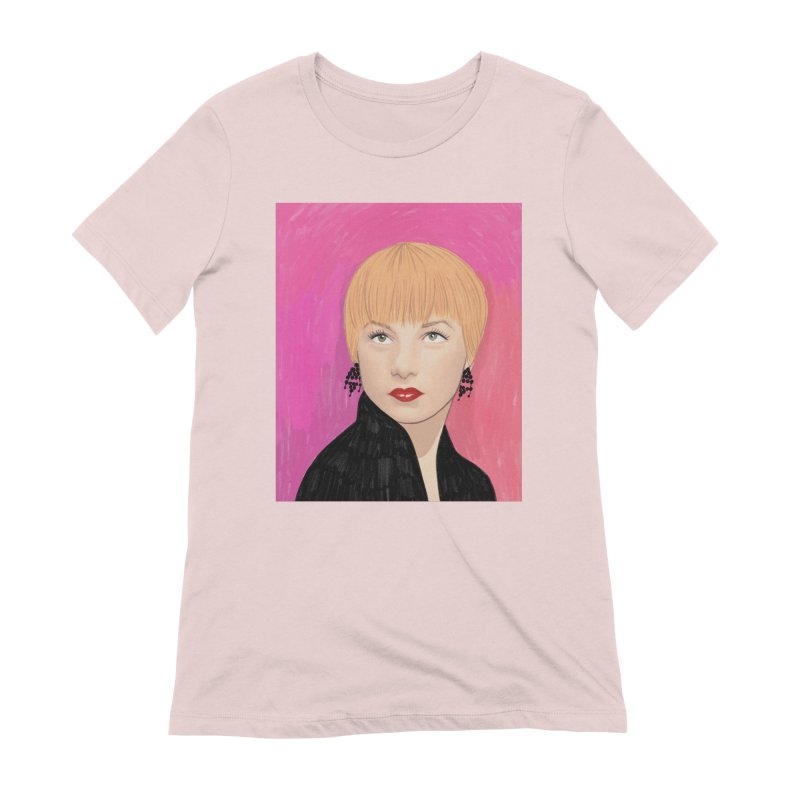 Shirley MacLaine Women's Extra Soft T-Shirt by Kate Gabrielle's Threadless Shop