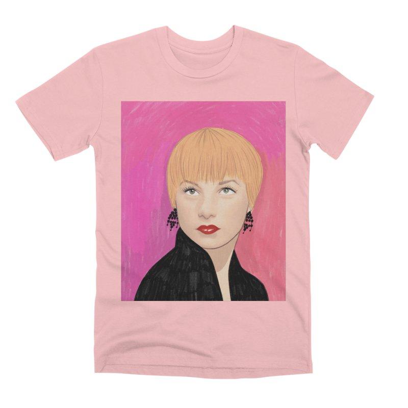 Shirley MacLaine Men's Premium T-Shirt by Kate Gabrielle's Threadless Shop