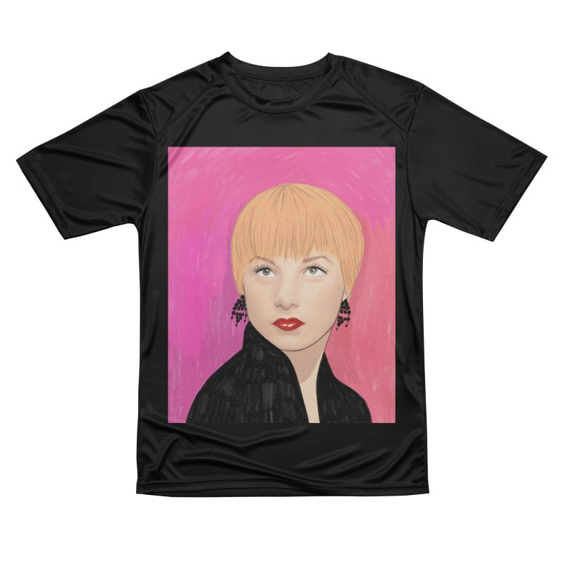 Shirley MacLaine Women's Performance Unisex T-Shirt by Kate Gabrielle's Threadless Shop