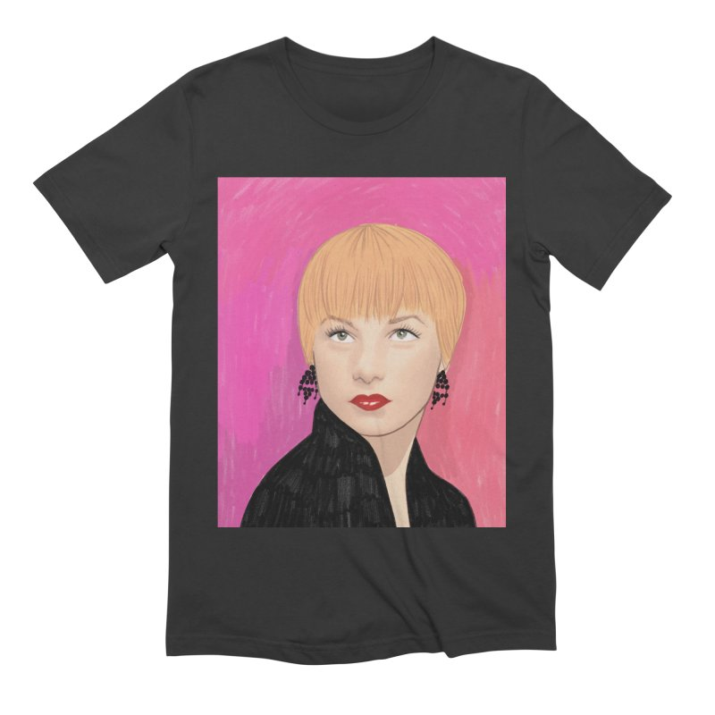 Shirley MacLaine Men's Extra Soft T-Shirt by Kate Gabrielle's Threadless Shop