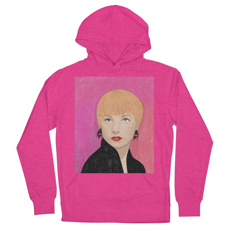 Shirley MacLaine Women's French Terry Pullover Hoody by Kate Gabrielle's Threadless Shop