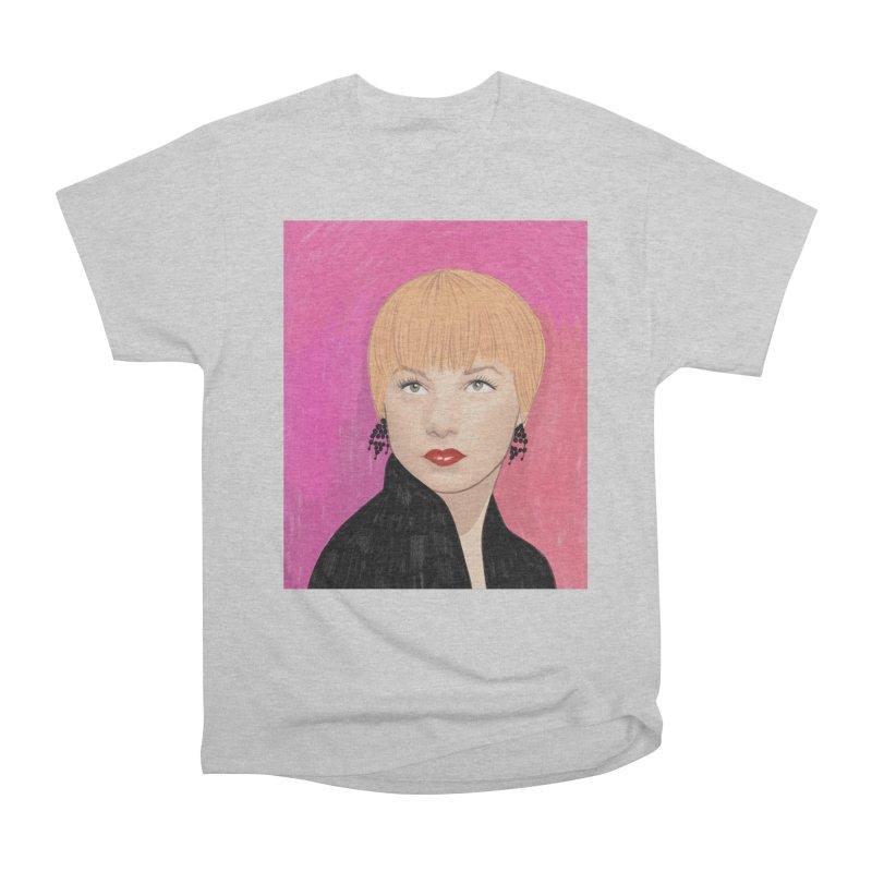 Shirley MacLaine Men's Heavyweight T-Shirt by Kate Gabrielle's Threadless Shop