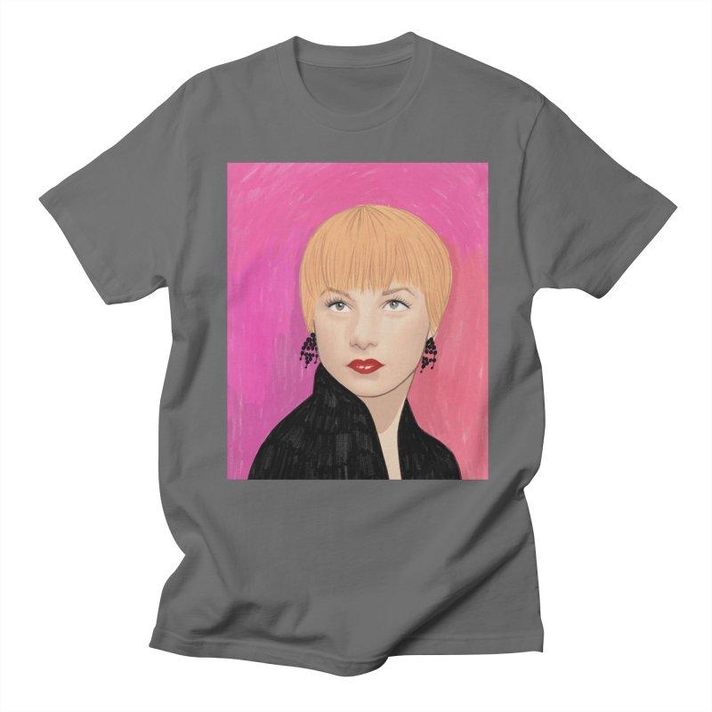 Shirley MacLaine Women's Regular Unisex T-Shirt by Kate Gabrielle's Threadless Shop