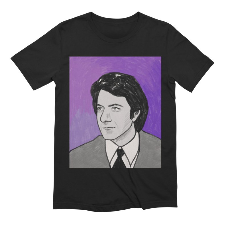 Dustin Hoffman Men's Extra Soft T-Shirt by Kate Gabrielle's Threadless Shop