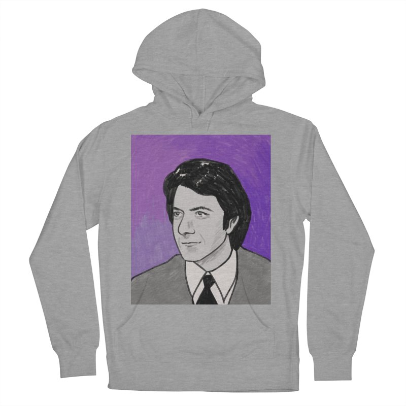 Dustin Hoffman Men's French Terry Pullover Hoody by Kate Gabrielle's Threadless Shop