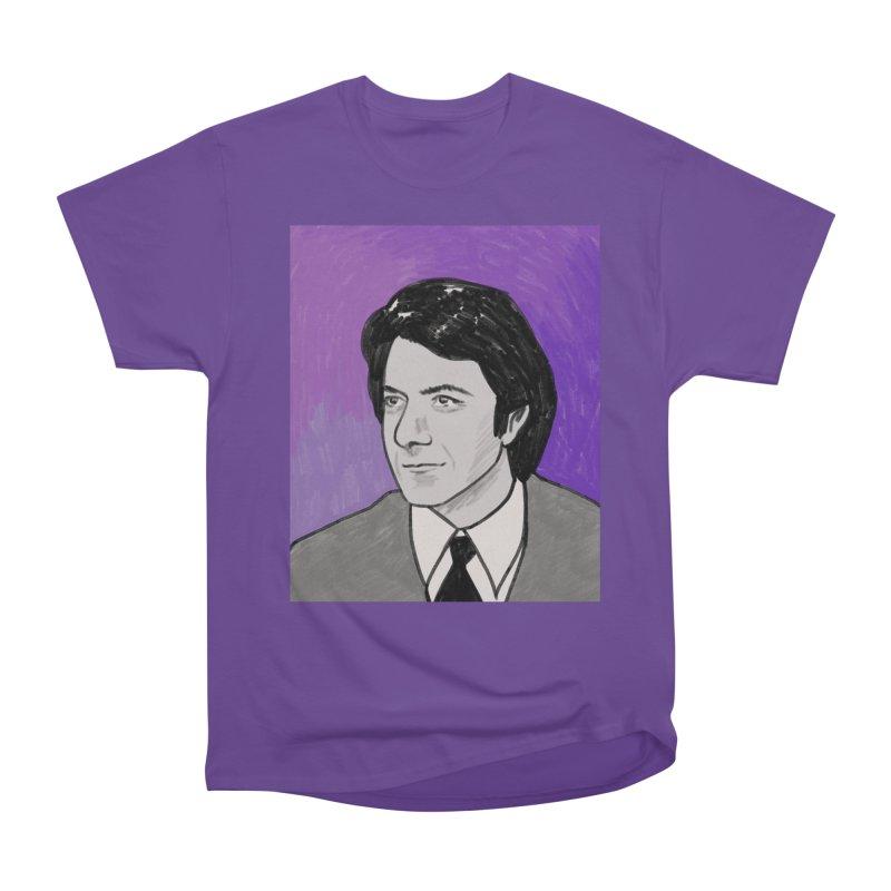 Dustin Hoffman Men's Heavyweight T-Shirt by Kate Gabrielle's Threadless Shop