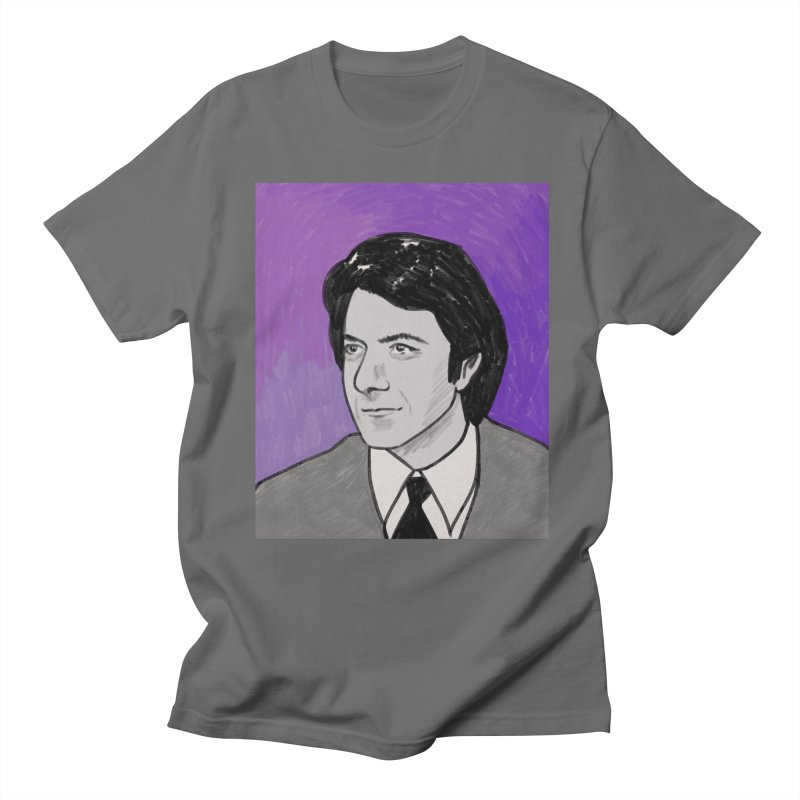 Dustin Hoffman Men's Regular T-Shirt by Kate Gabrielle's Threadless Shop
