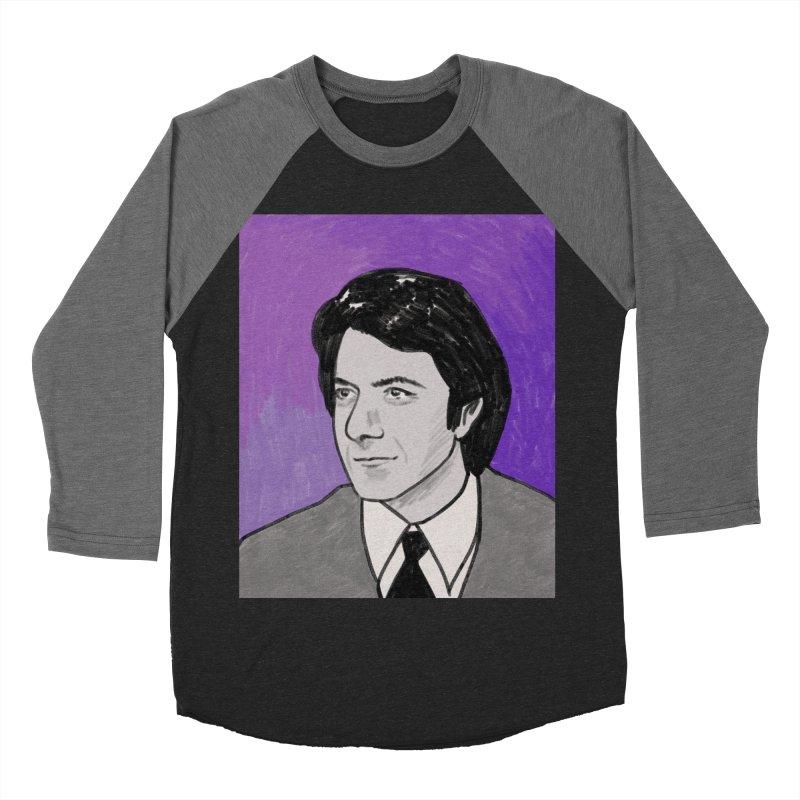 Dustin Hoffman Women's Baseball Triblend Longsleeve T-Shirt by Kate Gabrielle's Threadless Shop