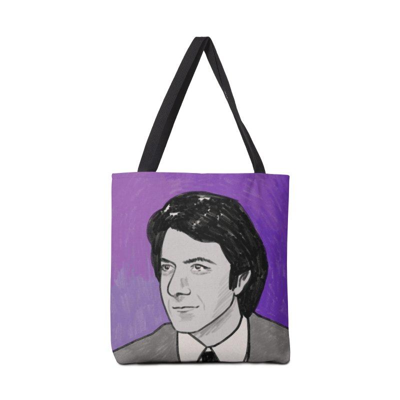 Dustin Hoffman Accessories Tote Bag Bag by Kate Gabrielle's Threadless Shop