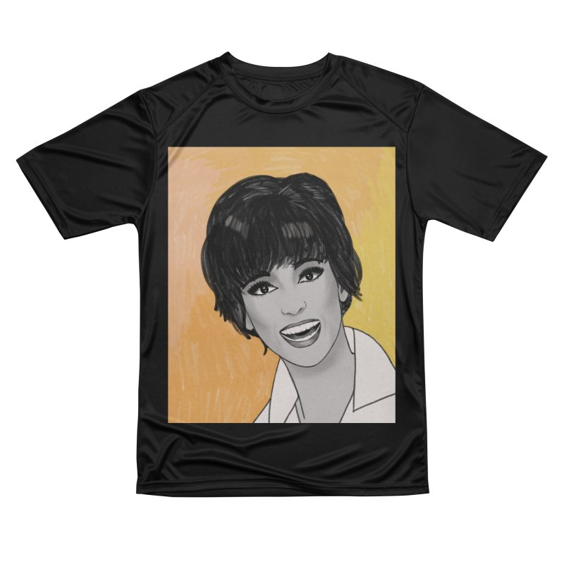 Rita Moreno Men's Performance T-Shirt by Kate Gabrielle's Threadless Shop