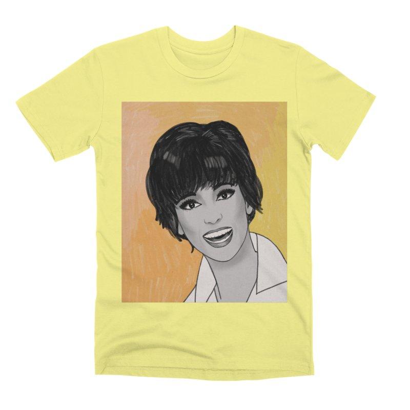 Rita Moreno Men's Premium T-Shirt by Kate Gabrielle's Threadless Shop