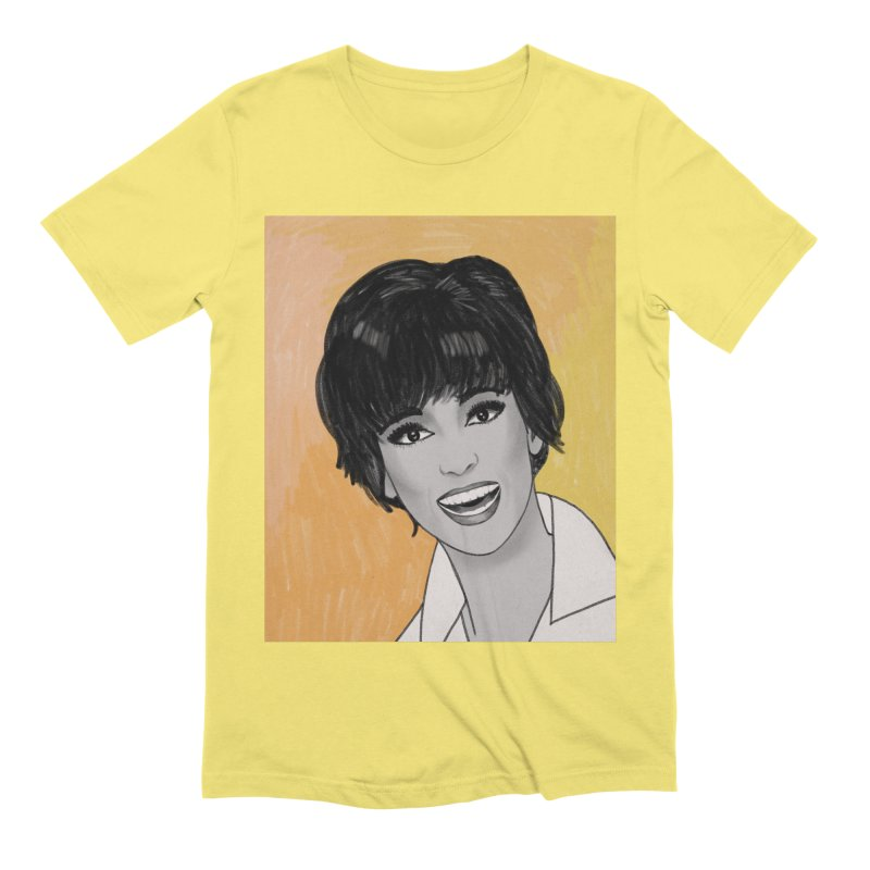 Rita Moreno Men's Extra Soft T-Shirt by Kate Gabrielle's Threadless Shop