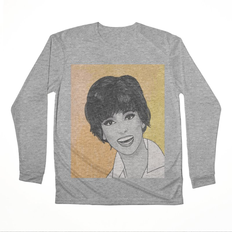 Rita Moreno Women's Performance Unisex Longsleeve T-Shirt by Kate Gabrielle's Threadless Shop