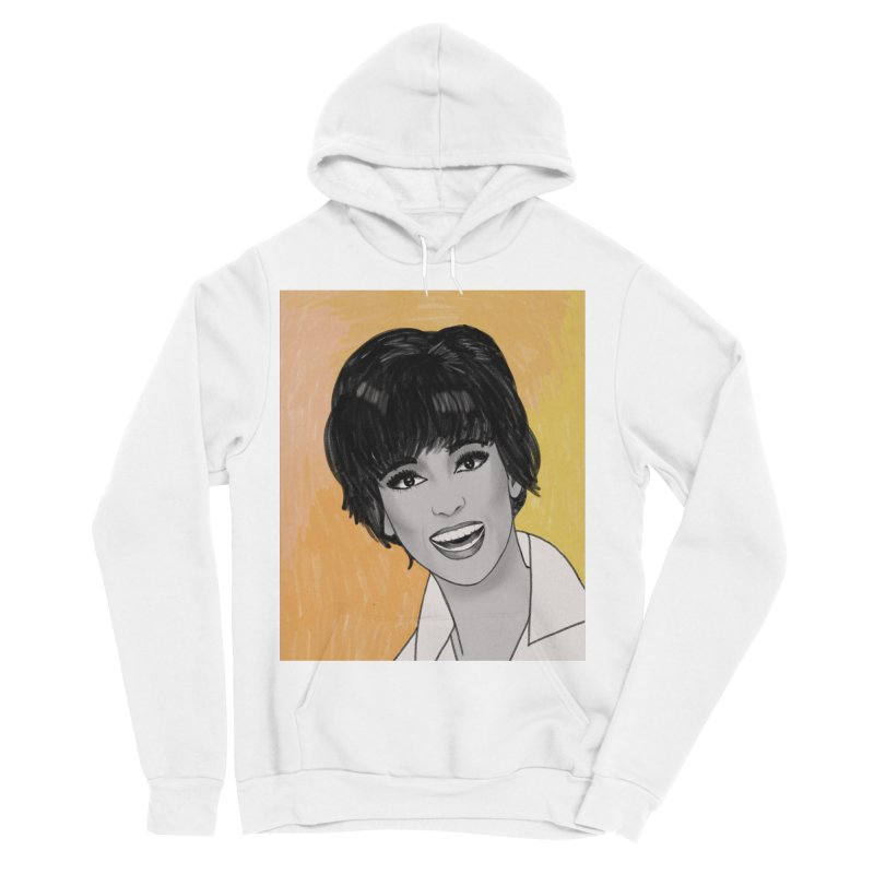 Rita Moreno Women's Sponge Fleece Pullover Hoody by Kate Gabrielle's Threadless Shop