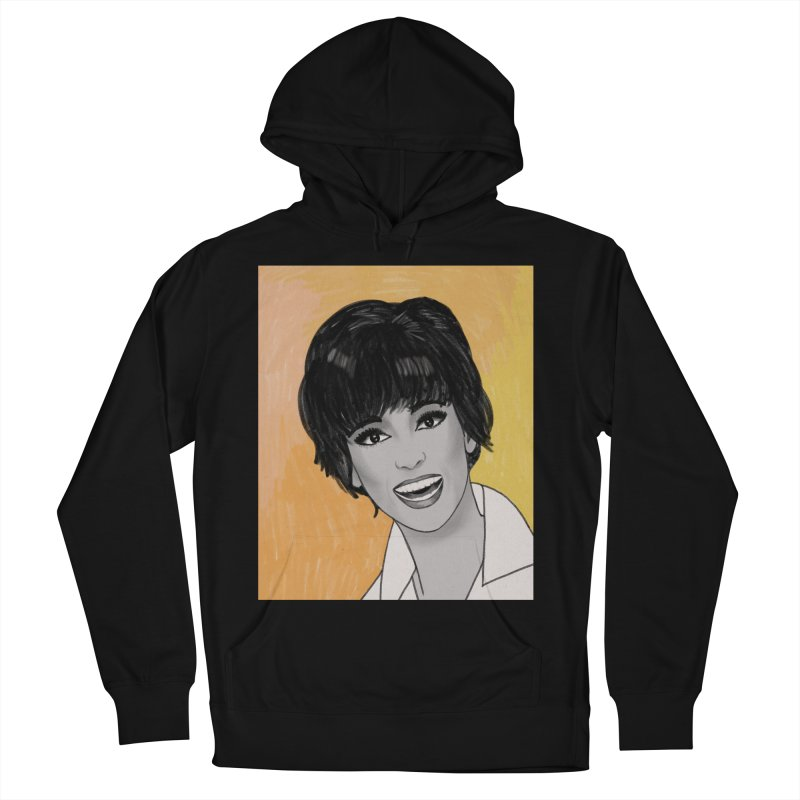 Rita Moreno Men's French Terry Pullover Hoody by Kate Gabrielle's Threadless Shop