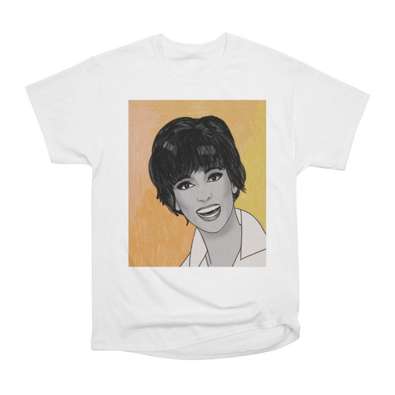 Rita Moreno Men's Heavyweight T-Shirt by Kate Gabrielle's Threadless Shop