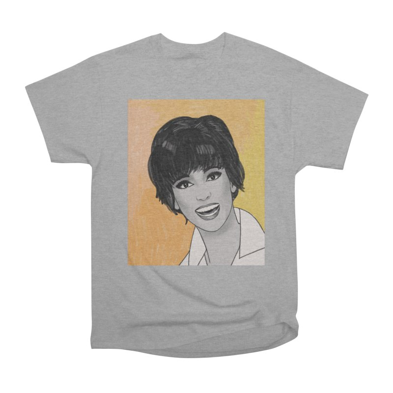 Rita Moreno Women's Heavyweight Unisex T-Shirt by Kate Gabrielle's Threadless Shop
