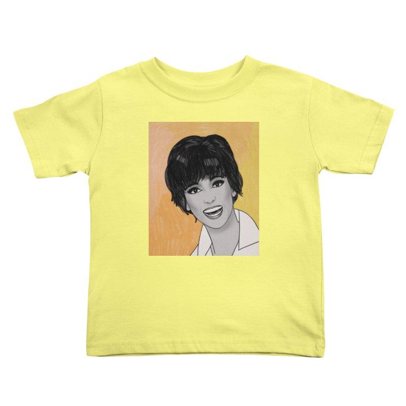 Rita Moreno Kids Toddler T-Shirt by Kate Gabrielle's Threadless Shop
