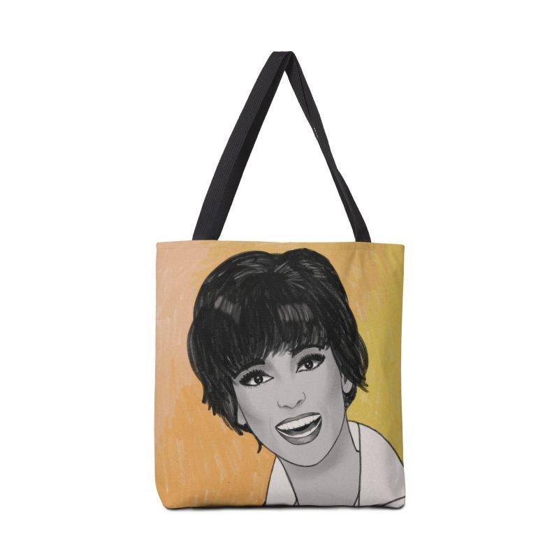Rita Moreno Accessories Tote Bag Bag by Kate Gabrielle's Threadless Shop