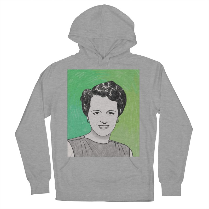 Mary Astor Women's French Terry Pullover Hoody by Kate Gabrielle's Threadless Shop