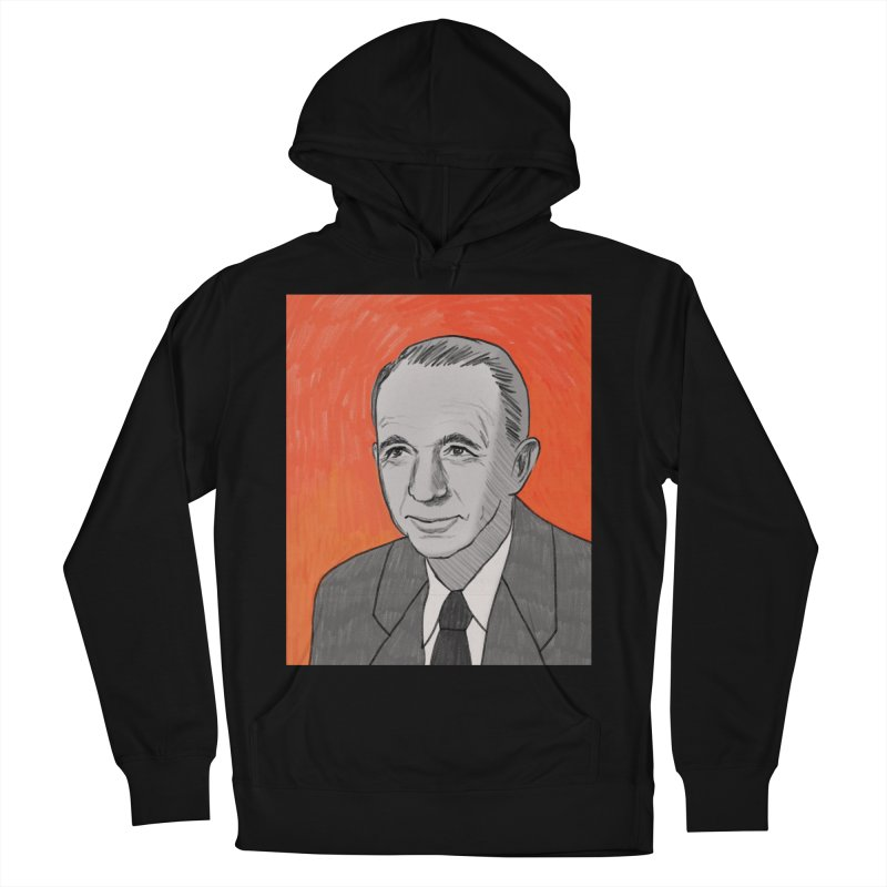 Walter Brennan Women's French Terry Pullover Hoody by Kate Gabrielle's Threadless Shop