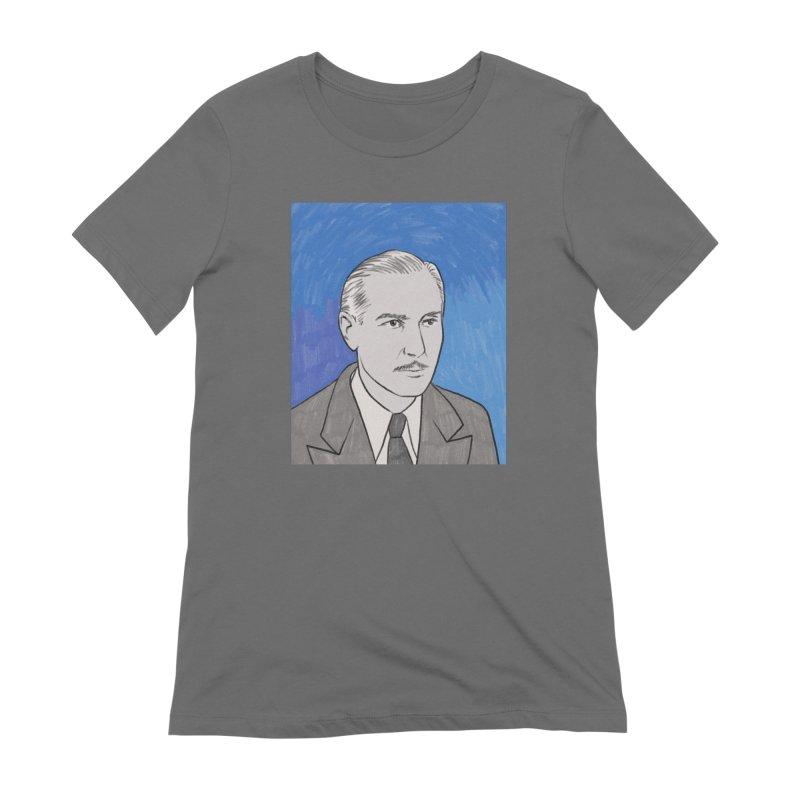 Paul Lukas Women's T-Shirt by Kate Gabrielle's Threadless Shop
