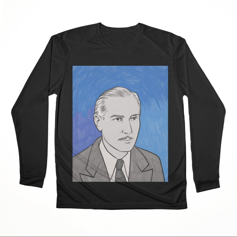 Paul Lukas Women's Performance Unisex Longsleeve T-Shirt by Kate Gabrielle's Threadless Shop