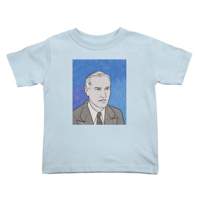 Paul Lukas Kids Toddler T-Shirt by Kate Gabrielle's Threadless Shop
